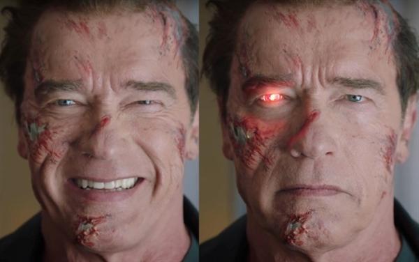 卡梅隆拍摄《终结者6》:施瓦辛格回归剧情逆转