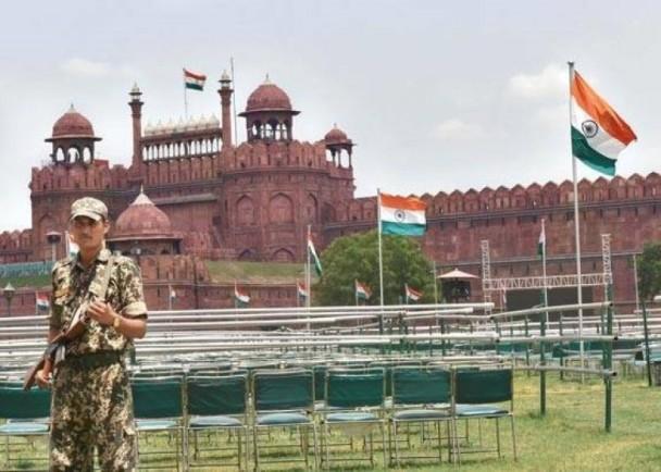 印度庆独立日 将出动无人机、狙击手确保莫迪安全