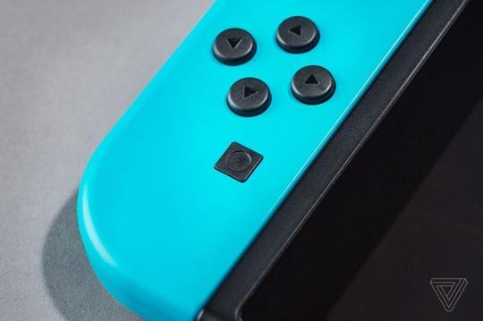任天堂因Switch主机的可拆卸式手柄设计被起诉