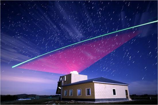 """""""墨子号""""提前实现科学目标 量子技术突破天空限制"""
