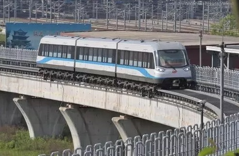 中国新中低速磁浮列车完成运行试验 最快1年投产