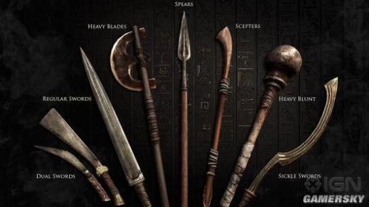 《刺客起源:起源》古埃及弓堪比狙击枪