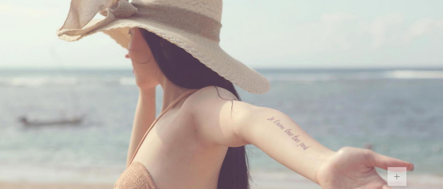 刚纹身完不宜晒太阳?法媒解析关于纹身的8个流言