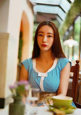 王李丹妮时尚写真