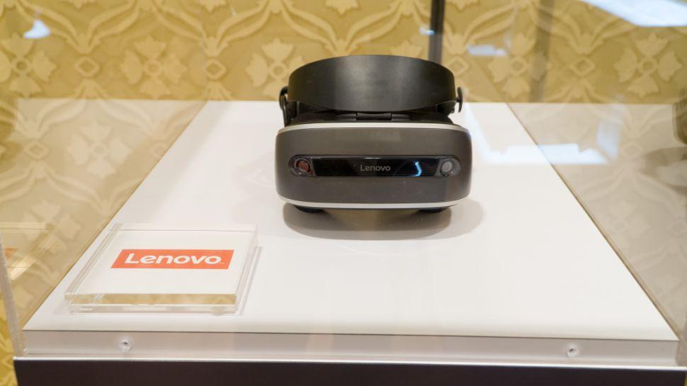 曝联想新式VR头盔命名为Mirage 上市日期未明确