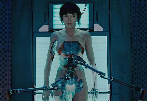 日本黑科技让《攻壳机动队》科幻成真