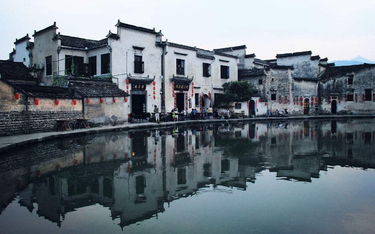 中国传统文明根在乡土