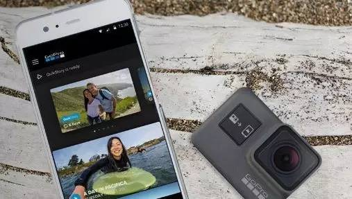 GoPro的新愿景:与手机无缝对接