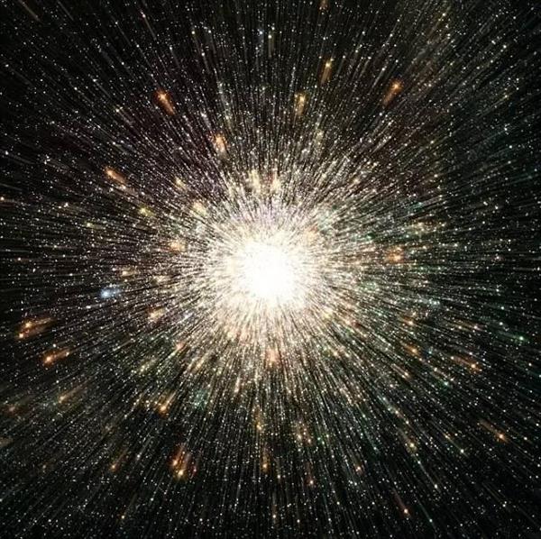 把宇宙138亿年压缩到1天:看完怀疑人生