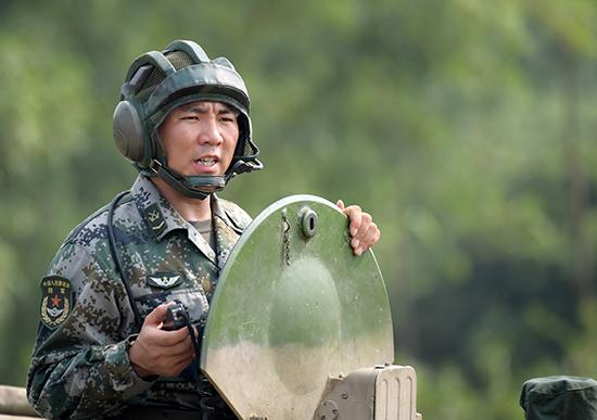 两栖突击精锐:当兵能参战是军人最大的荣幸