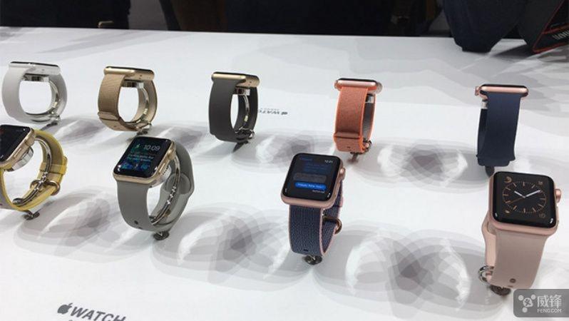 新Apple Watch外观不会大改 蜂窝网络是最大卖点