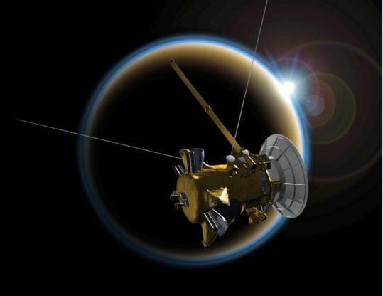 NASA卡西尼号谢幕倒计时