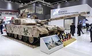 中国最强外贸坦克细节全览