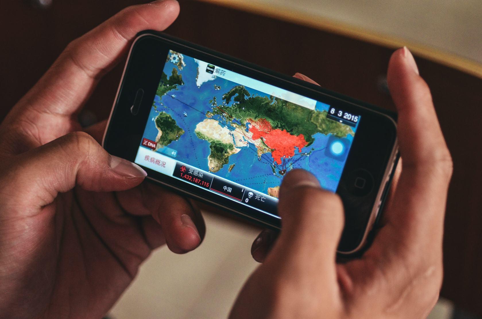 中国游戏前两名!六月全球最赚钱十大手游出炉