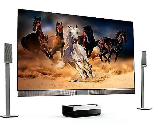 海信拟把事业重心向大屏激光投影电视转移