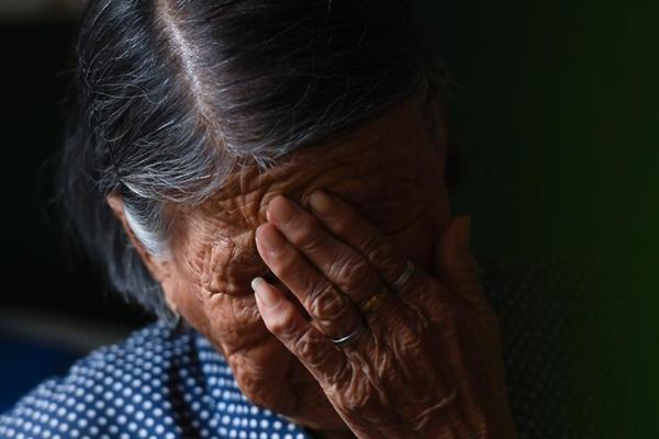 """""""慰安妇""""的幸存者 逐渐消逝的历史证人"""