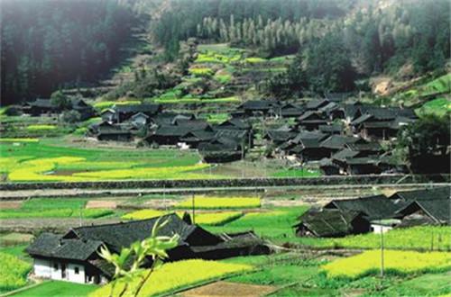 中国各地加速拯救正在消失的传统村落