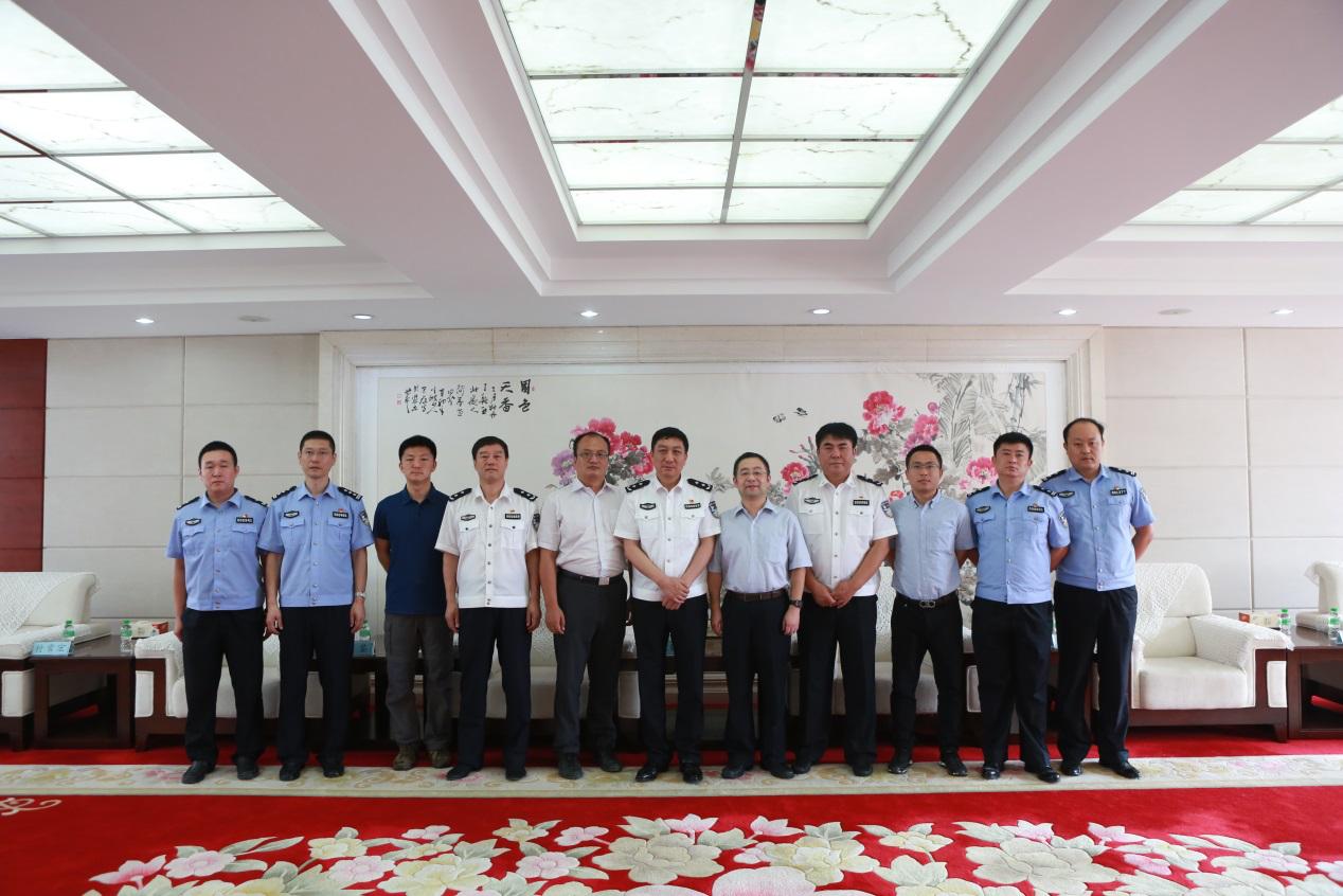重拳打击网络犯罪!360与辽宁省公安厅签署战略合作协议