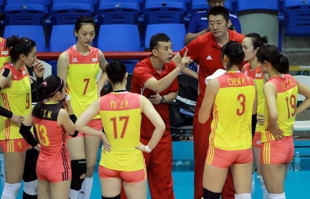亚锦赛中国女排0-3再负日本 无缘决赛将争第三
