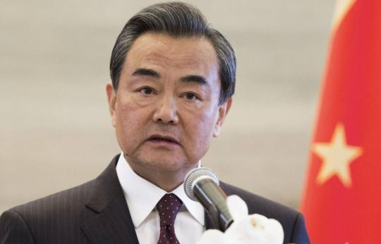 """王毅昨晚通了两个电话,力防朝鲜半岛出现""""八月危机"""""""