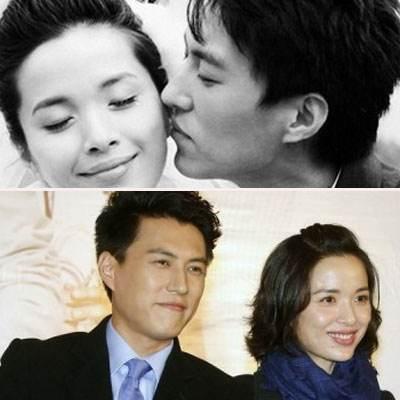 靳东被曝低调赴香港陪产 爱妻要生二胎了
