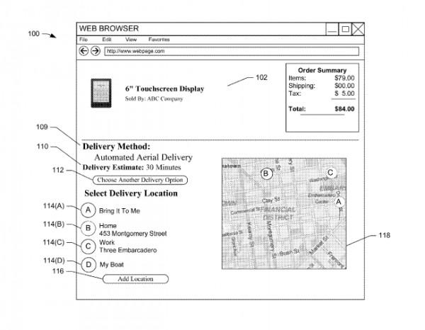 铁了心做无人机配送 盘点亚马逊的那些奇葩专利