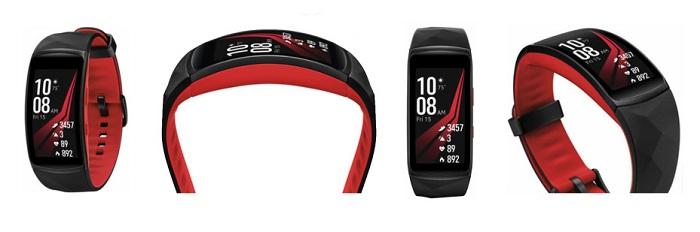 三星全新健身穿戴设备曝光 支持游泳追踪内建GPS