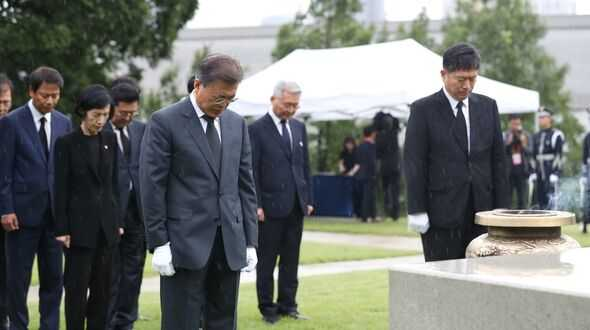 文在寅:韩国将不惜一切代价阻止半岛爆发战争