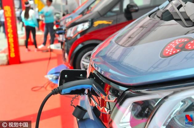 沪公共桩利用率仅2% 充电桩企业加码专用桩