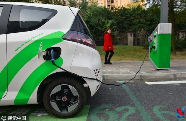 插混车受制于高价格 纯电动占81%市场份额