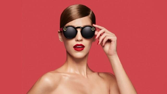 Snap开发第二代智能眼镜 将加入对AR技术的支持