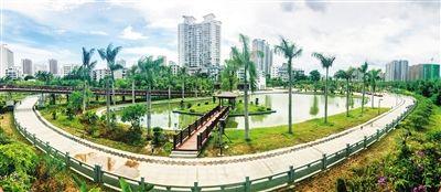 补齐公共服务短板 三亚今年将添5个城市公园