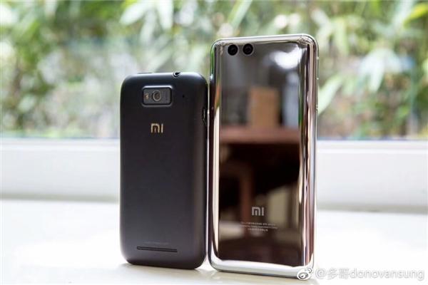 变化明显!小米手机1代对比小米6高清图赏