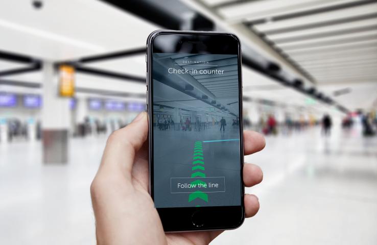 苹果新地图将配AR技术 步行导航更简单