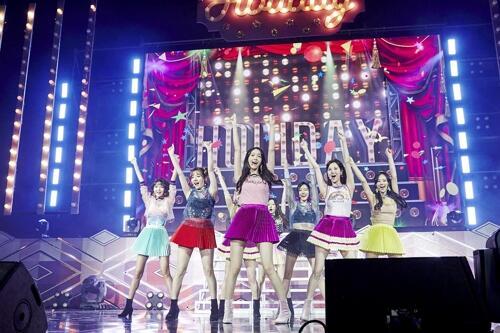 少女时代与SM娱乐合约到期 多数成员已续签