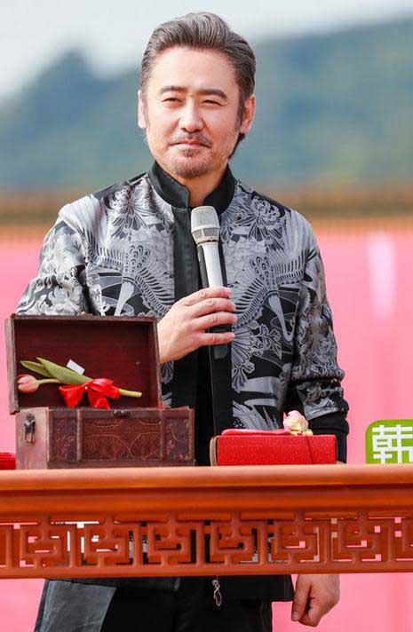 《我们来了》吴秀波佛山体验粤文化粤服造型