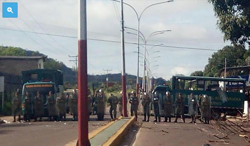 委内瑞拉一羁押中心人满为患 暴动造成至少37死