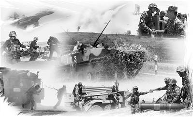 解放军代表感慨国际赛:战场上没人会给你公平