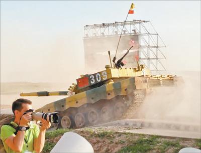 国际军事比赛闭幕 俄防长:希望对抗只在赛场上