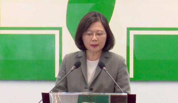蔡英文向全台道歉 国民党不买账:点不亮台湾都空谈
