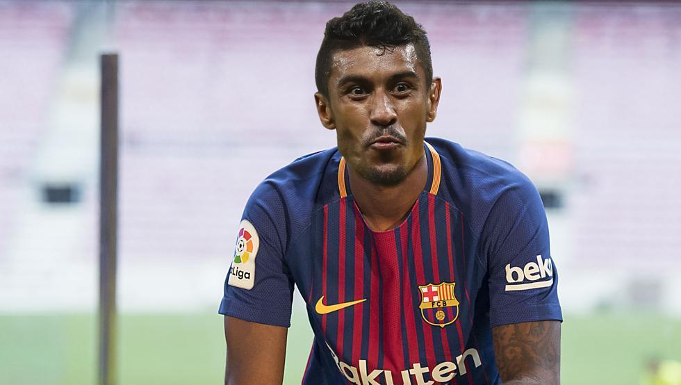 保利尼奥抵达巴塞罗那将体检 签约后亮相诺坎普