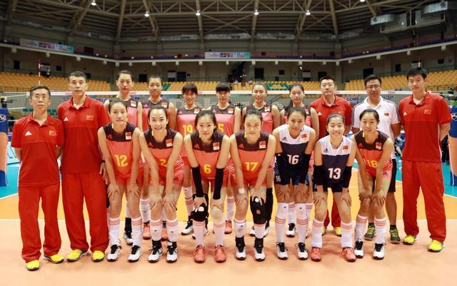 亚锦赛中国女排0-3遭韩国横扫 获第四平历史最差