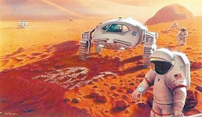 """三问青海火星模拟基地:""""中国最像火星的地方"""""""