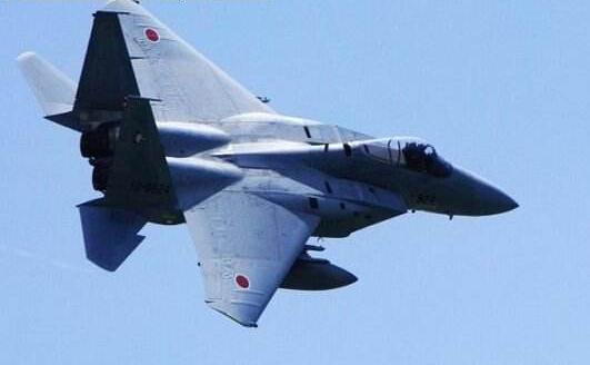 日战机对华紧急起飞数激增 4对1应对中国飞机