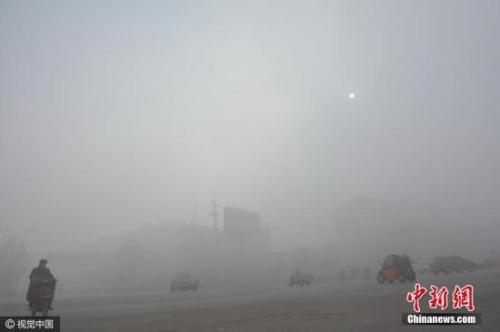 前7月74个城市空气质量排名最后10城:河北占6席