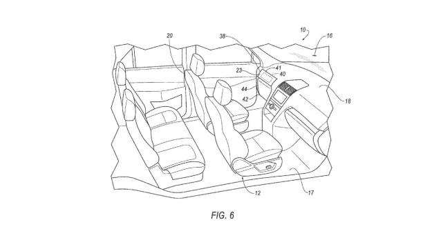 福特无人驾驶新专利曝光 没有方向盘踏板可还行