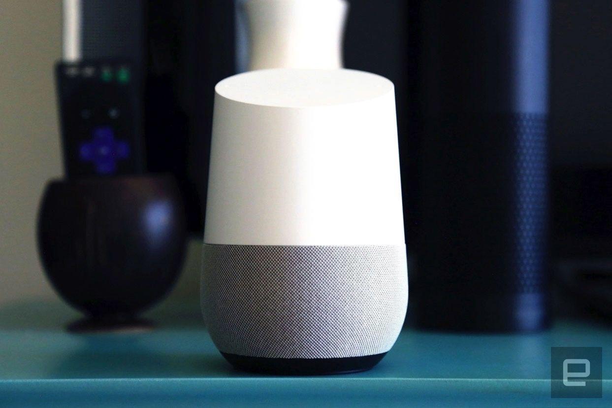 谷歌智能音箱可打语音电话了 且无需绑定手机