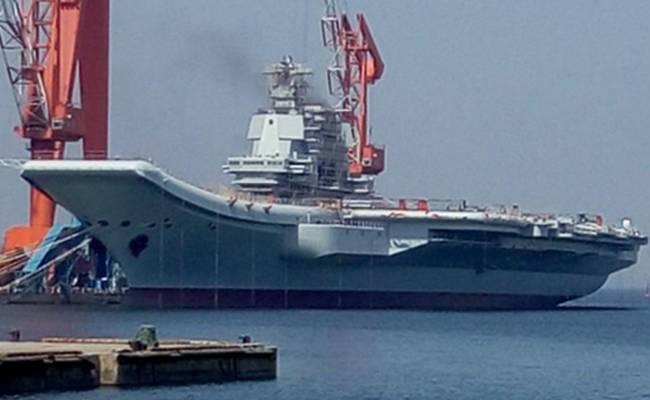 外媒猜中国未来航母获突破 将批量采用新技术