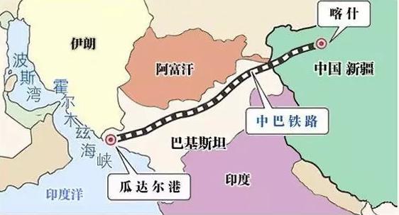 """""""巴铁""""大使:1.5万兵力护卫中巴经济走廊"""