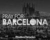 梅罗哀悼恐袭遇难者 内马尔:巴塞罗那我爱你!